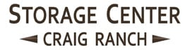 Storage Center at Craig Ranch Logo