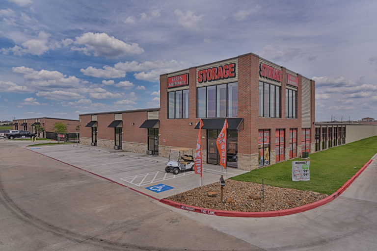 Klein Krimmel Self Storage in Spring, TX.