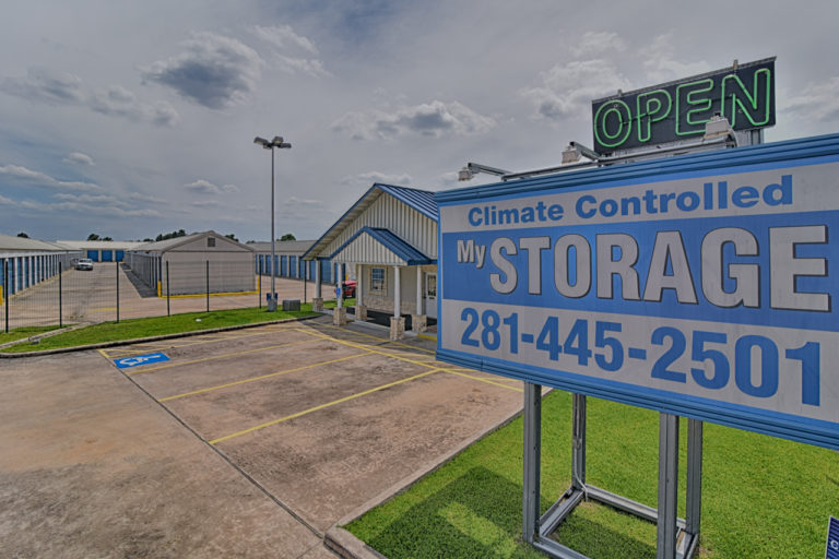 My Storage facility in Houston, TX.