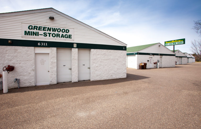Greenwood Mini Storage in Inver Grove Heights, MN.