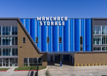 Manchaca Storage facility in Austin, TX.