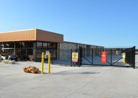 West Highway 29 Storage in Georgetown, TX.